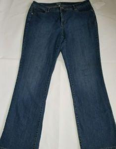 Style & Co Women's Denim Straight Leg